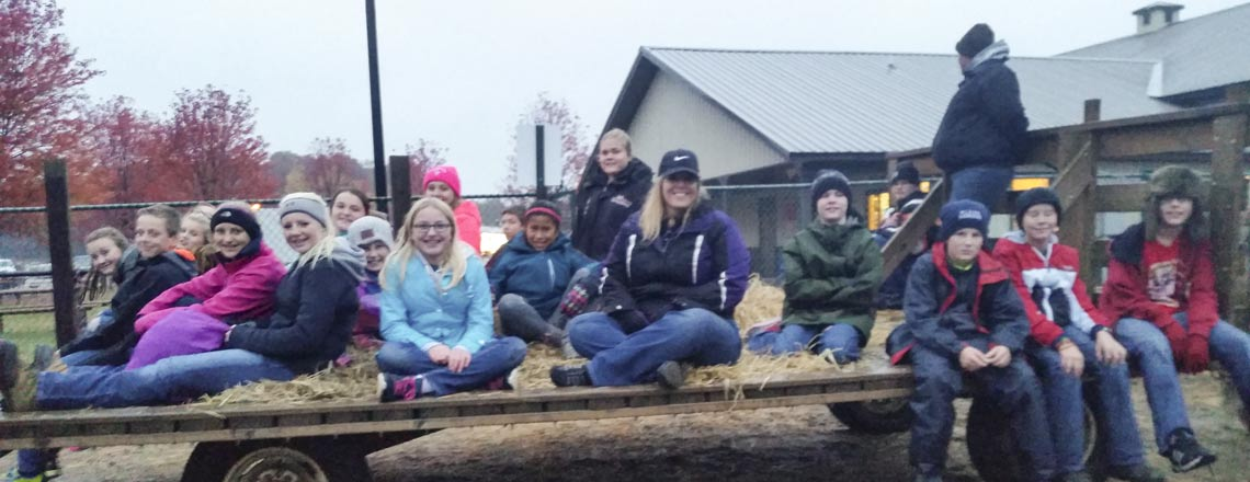Confirmation Hayride