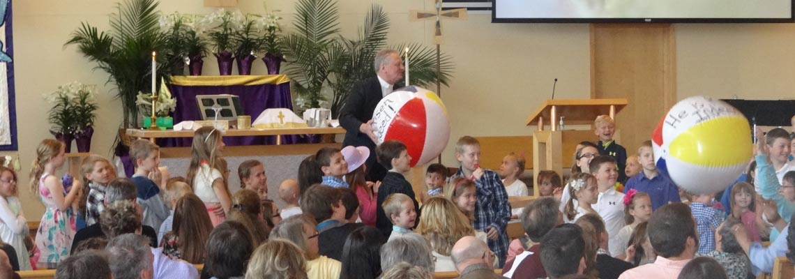 Easter Sunday Children's Message - He Is Risen