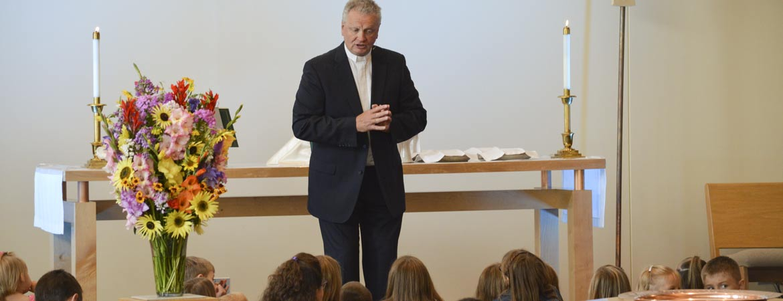 Pastor Dan Nordin