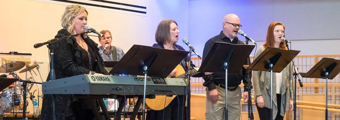 Cornerstone Worship Band