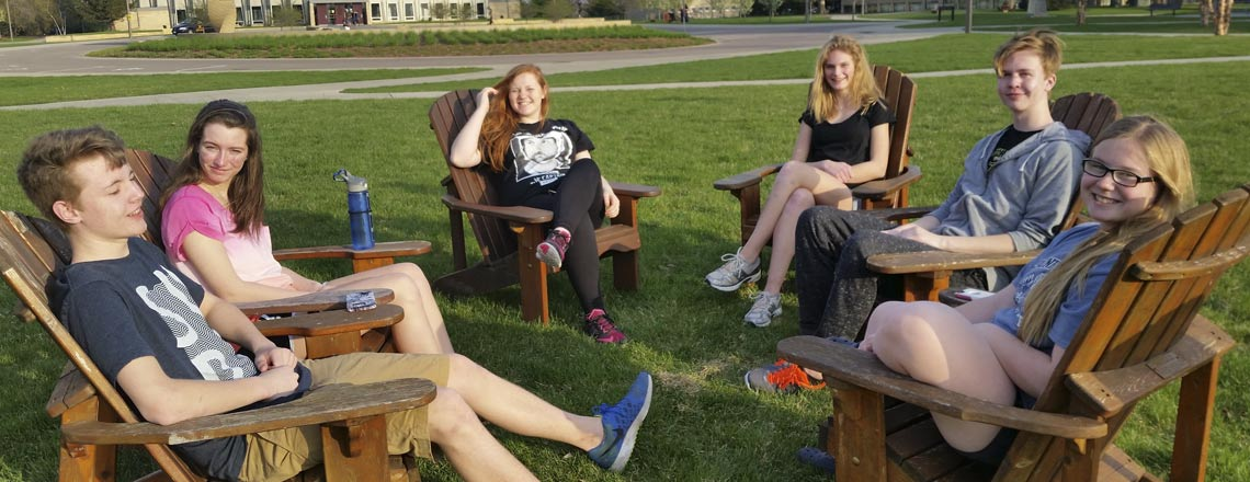 Youth at Gustavus