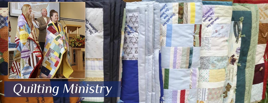 Quilting Ministry