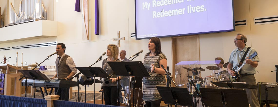Our Saviour's Worship