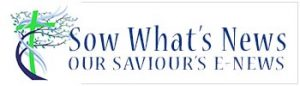 Sow What's News E-newsletter