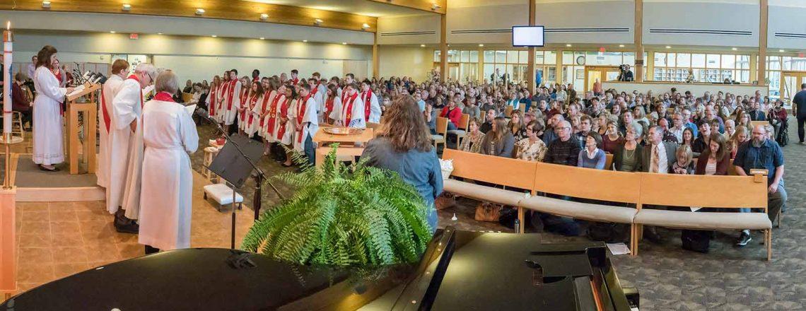 2019 Affirmation of Baptism