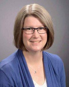 Pastor Maria Pederson
